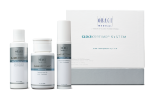 Clenziderm system kit box acne treatment