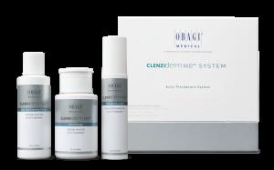 Clenziderm system kit box acne treatment