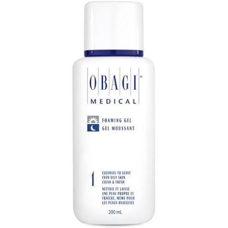 Obagi foaming gel nu derm