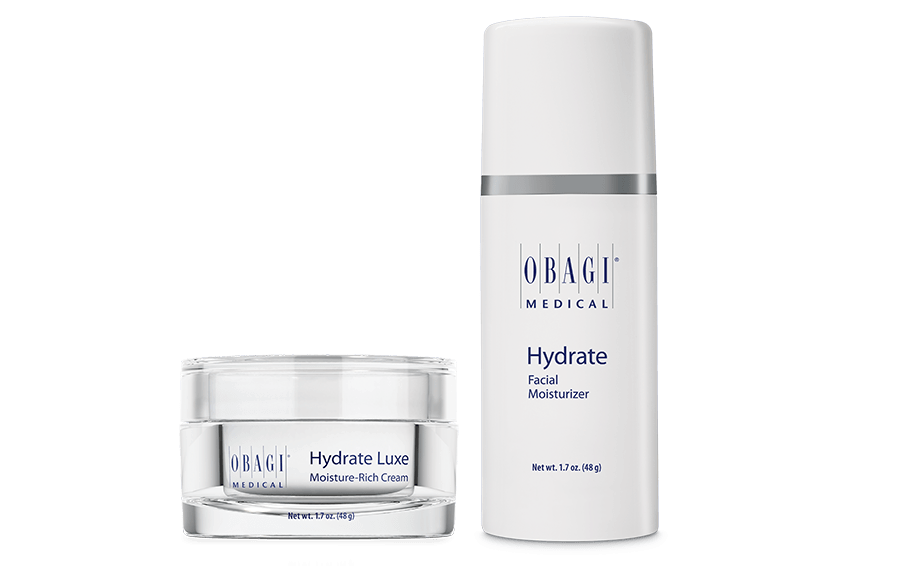 Obagi Hydrate and Hydrate Lux