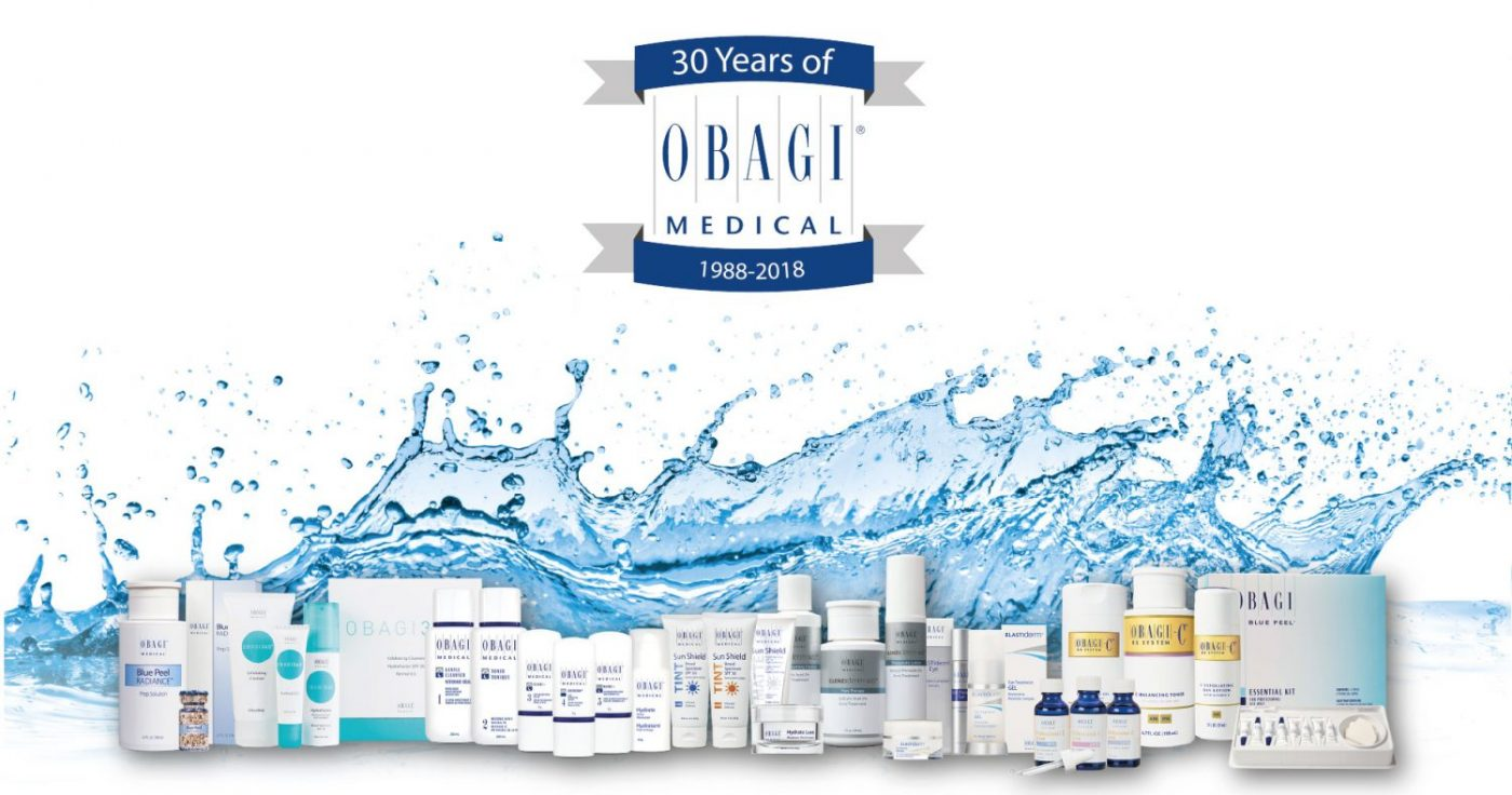 Obagi Skin Care System kit