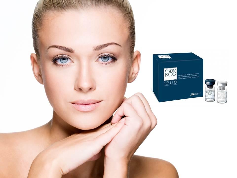 Sunekos 200 Iniekcje Science for beauty blue eye